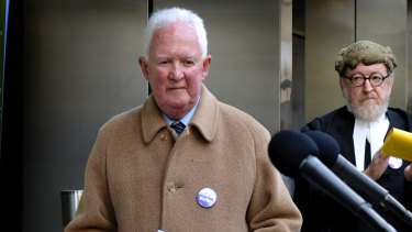 """It's an act of vandalism"": former Family Court chief justice Alastair Nicholson."