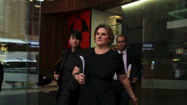 Hollie Hughes, an ally of Special Minister of State Alex Hawke's, was selected to top the Liberal Party's ticket for the next Senate election.