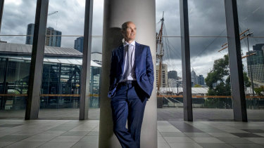 Magellan Financial Group CEO Hamish Douglass has been raising the issue of fundamental changes in consumer behaviour.