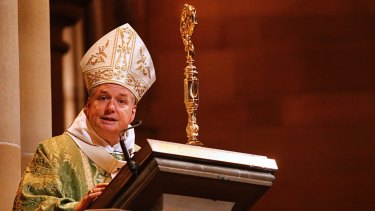 Archbishop Anthony Fisher.