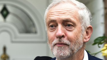 Labour Party leader Jeremy Corbyn asked what the Tory government had been doing all these years on Brexit.