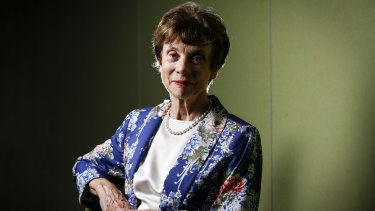 Marcia Neave was the Commissioner of the Royal Commission into Family Violence.