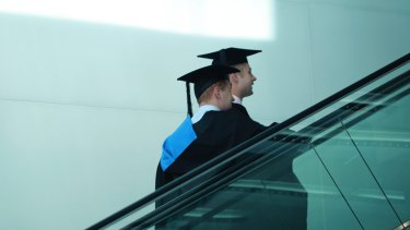 International students have been lucrative for universities but brought challenges as well.