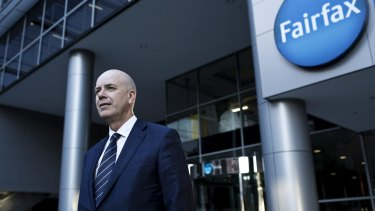 Former Fairfax Media chief executive Greg Hywood will conduct a review of Seven West Media's newspaper operations.