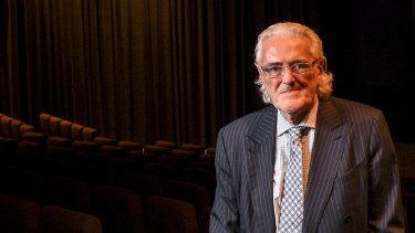 Village Roadshow chief executive Graham Burke has led the company for three decades.