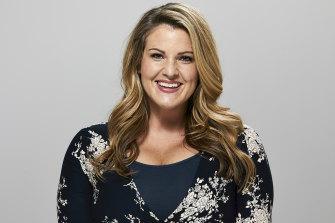 Powerhouse honesty: Nikki Britton.
