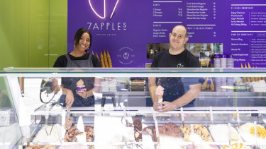 7Apples owner Mark Mariotti says winter is a surprise win for the business
