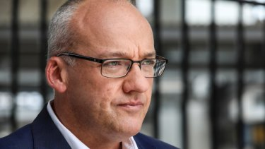 """Opposition Leader Luke Foley apologised and said he """"will not use that phrase again""""."""
