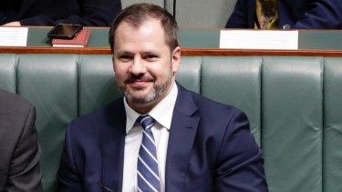 Labor MP Ed Husic.