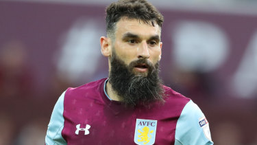 Homeward bound: Mile Jedinak could return to the A-League next season and sign with expansion club Macarthur South West Sydney.