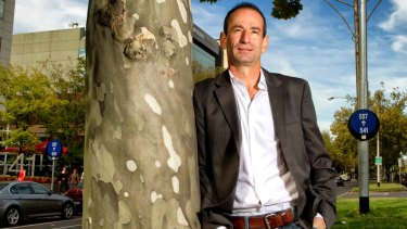 Seek chief executive and incoming St Kilda president Andrew Bassat.