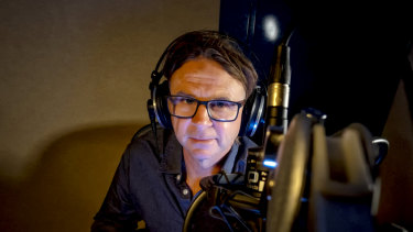 Stig Wemyss, one of Australia's most popular narrators, has lent his voice to more than 200 titles.