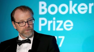 George Saunders was the 2017 Man Booker prize winner.