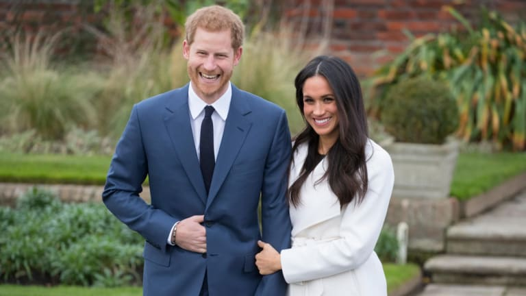 Prince Harry and Meghan Markle will marry in May.