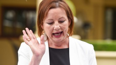 Coalition MP Sussan Ley.