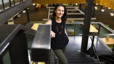 Ann Nolan, co-founder of Melbourne startup Snobal.