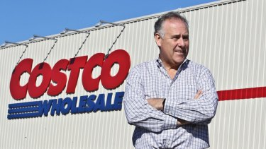 Costco Australia MD Patrick Noone said the new store would create 250 jobs.