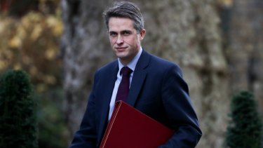 Gavin Williamson was sacked after leaking top secret information from the National Security Council.