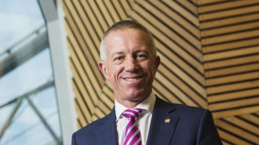 NAB's Anthony Healy says the bank has been working with the government to establish the business growth fund.