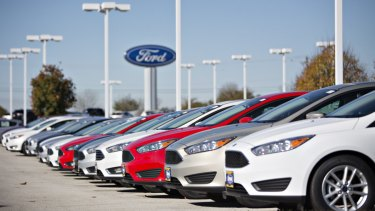 Ford ordered to pay $10 million fine for 'unconscionable