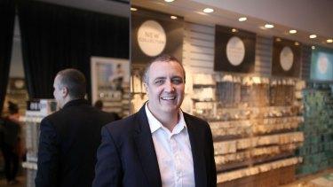 Lovisa managing director Shane Fallscheer.