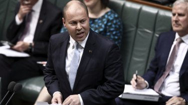 Josh Frydenberg handed down his first budget on Tuesday.