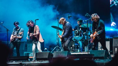 Powderfinger  topped the Triple J Hot 100 in 1999.