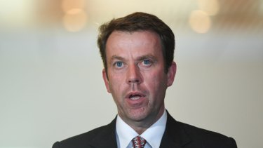 Education Minister Dan Tehan says the test will help improve the public's confidence in taxpayer funded research.