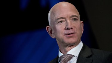 When Jeff Bezos alleged in a blog post on Thursday that he was the victim of blackmail attempts by the publisher of the National Enquirer.
