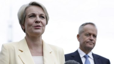 Deputy Labor leader Tanya Plibersek urged Catholic school leaders and parents to stand with public schools in seeking more federal funding.