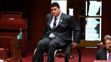 "Greens Senator Jordon Steele-John says the reports received of abuse in the disability sector represent ""only a tiny fraction of what's happening in the country""."