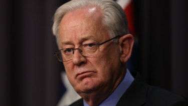 Andrew Robb was the architect of the China-Australia Free Trade Agreement.