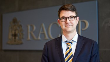 Dr Bastian Seidel, head of the Royal Australian College of General Practitioners.