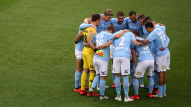 f297f51bbba Melbourne City have struggled for consistency - and identity.