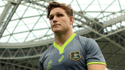 Rennie retains Hooper as Wallabies captain