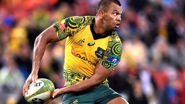 Kurtley Beale has not heard from Dave Rennie. Will the call up come this week?