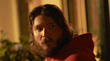 Justin Rosniak as Gary in Mr Inbetween.