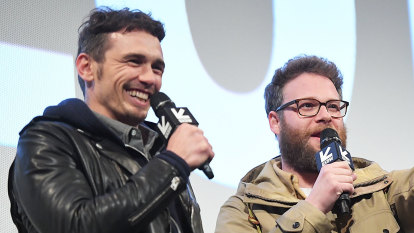 Seth Rogen has no plans to work with James Franco again after allegations