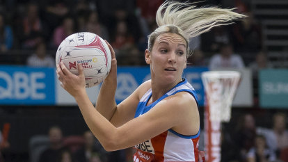 Foreign stars cleared to return for Super Netball season