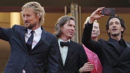 Wes Anderson's The French Dispatch rolls into Cannes