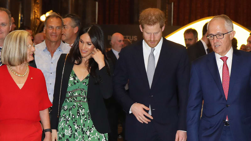 Harry and Meghan set to visit Australia in October