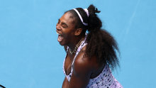 Serena Williams has been knocked out of the Australian Open 2020.