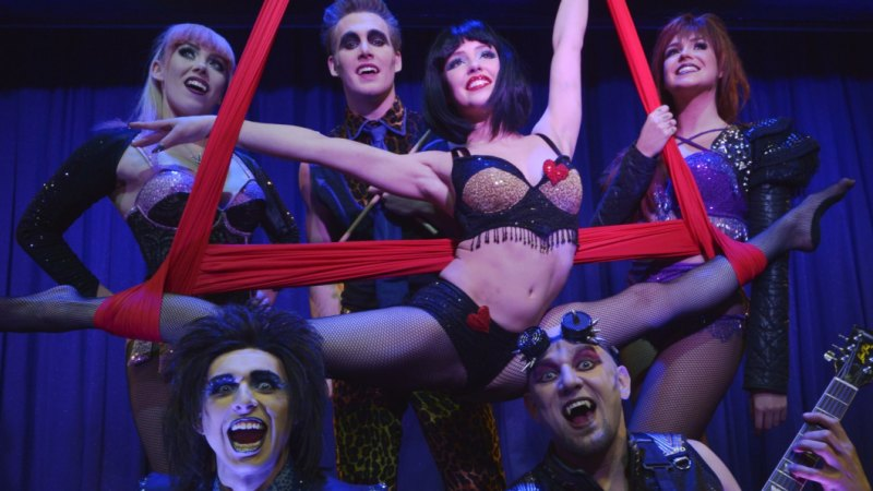 Image result for cabaret club brisbane draculas