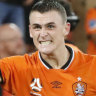 Patched-up Roar stun Sydney FC with late 2-1 comeback