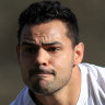 Te'o says England have to be wary of his former housemate Israel Folau