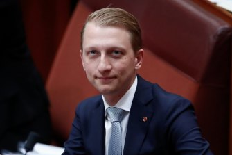 Senator James Paterson is the chairman of the intelligence and security committee.