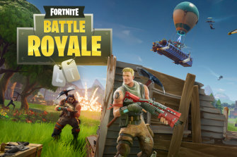 "Business royale: ""Fortnite: Battle Royale"" has generated sales of $3.5 billion last year alone."