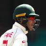 Expletive-laden spray over DRS call could land Paine in hot water