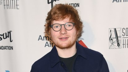 Australian songwriters settle copyright suit with Ed Sheeran