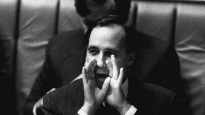 Why my hero Keating is wrong on China and our national security